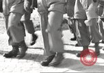 Image of German soldiers march and sing Germany, 1939, second 9 stock footage video 65675063161