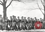 Image of German soldiers march and sing Germany, 1939, second 15 stock footage video 65675063161