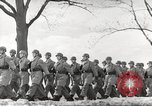 Image of German soldiers march and sing Germany, 1939, second 16 stock footage video 65675063161