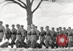 Image of German soldiers march and sing Germany, 1939, second 19 stock footage video 65675063161