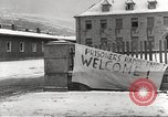 Image of slave labor camps Flossenburg Germany, 1945, second 6 stock footage video 65675063162
