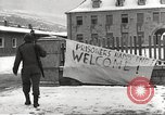 Image of slave labor camps Flossenburg Germany, 1945, second 12 stock footage video 65675063162