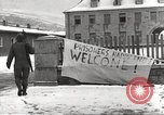 Image of slave labor camps Flossenburg Germany, 1945, second 13 stock footage video 65675063162