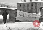 Image of slave labor camps Flossenburg Germany, 1945, second 14 stock footage video 65675063162