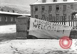 Image of slave labor camps Flossenburg Germany, 1945, second 16 stock footage video 65675063162