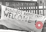 Image of slave labor camps Flossenburg Germany, 1945, second 17 stock footage video 65675063162