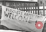 Image of slave labor camps Flossenburg Germany, 1945, second 18 stock footage video 65675063162