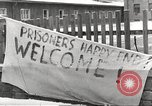 Image of slave labor camps Flossenburg Germany, 1945, second 19 stock footage video 65675063162