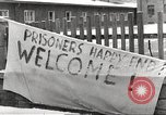 Image of slave labor camps Flossenburg Germany, 1945, second 20 stock footage video 65675063162