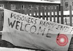 Image of slave labor camps Flossenburg Germany, 1945, second 21 stock footage video 65675063162