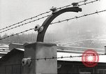 Image of slave labor camps Flossenburg Germany, 1945, second 46 stock footage video 65675063162