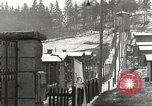 Image of slave labor camps Flossenburg Germany, 1945, second 49 stock footage video 65675063162