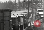Image of slave labor camps Flossenburg Germany, 1945, second 55 stock footage video 65675063162