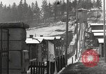 Image of slave labor camps Flossenburg Germany, 1945, second 56 stock footage video 65675063162