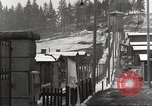 Image of slave labor camps Flossenburg Germany, 1945, second 58 stock footage video 65675063162