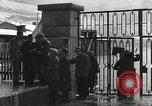 Image of slave labor camps Flossenburg Germany, 1945, second 59 stock footage video 65675063162