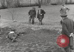 Image of Flossenbürg concentration camp atrocity victims Flossenburg Germany, 1945, second 5 stock footage video 65675063167