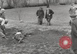 Image of Flossenbürg concentration camp atrocity victims Flossenburg Germany, 1945, second 6 stock footage video 65675063167
