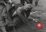 Image of Flossenbürg concentration camp atrocity victims Flossenburg Germany, 1945, second 23 stock footage video 65675063167