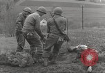 Image of Flossenbürg concentration camp atrocity victims Flossenburg Germany, 1945, second 24 stock footage video 65675063167