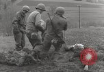 Image of Flossenbürg concentration camp atrocity victims Flossenburg Germany, 1945, second 25 stock footage video 65675063167