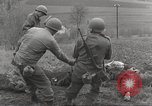 Image of Flossenbürg concentration camp atrocity victims Flossenburg Germany, 1945, second 27 stock footage video 65675063167