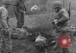 Image of Flossenbürg concentration camp atrocity victims Flossenburg Germany, 1945, second 31 stock footage video 65675063167