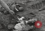 Image of Flossenbürg concentration camp atrocity victims Flossenburg Germany, 1945, second 35 stock footage video 65675063167