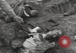 Image of Flossenbürg concentration camp atrocity victims Flossenburg Germany, 1945, second 36 stock footage video 65675063167