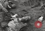 Image of Flossenbürg concentration camp atrocity victims Flossenburg Germany, 1945, second 37 stock footage video 65675063167