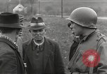 Image of Flossenbürg concentration camp atrocity victims Flossenburg Germany, 1945, second 52 stock footage video 65675063167
