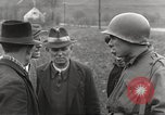 Image of Flossenbürg concentration camp atrocity victims Flossenburg Germany, 1945, second 54 stock footage video 65675063167