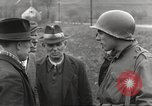 Image of Flossenbürg concentration camp atrocity victims Flossenburg Germany, 1945, second 55 stock footage video 65675063167