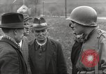Image of Flossenbürg concentration camp atrocity victims Flossenburg Germany, 1945, second 56 stock footage video 65675063167