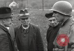 Image of Flossenbürg concentration camp atrocity victims Flossenburg Germany, 1945, second 60 stock footage video 65675063167