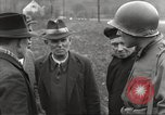 Image of Flossenbürg concentration camp atrocity victims Flossenburg Germany, 1945, second 62 stock footage video 65675063167