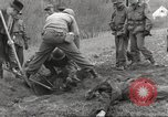 Image of victims of Flossenbürg Concentration Camp Flossenburg Germany, 1945, second 4 stock footage video 65675063168