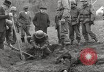 Image of victims of Flossenbürg Concentration Camp Flossenburg Germany, 1945, second 6 stock footage video 65675063168