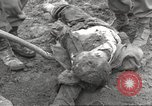 Image of victims of Flossenbürg Concentration Camp Flossenburg Germany, 1945, second 29 stock footage video 65675063168