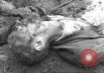 Image of victims of Flossenbürg Concentration Camp Flossenburg Germany, 1945, second 32 stock footage video 65675063168