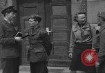 Image of displaced persons Wetzlar Germany, 1945, second 43 stock footage video 65675063170