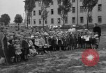Image of displaced persons Wetzlar Germany, 1945, second 34 stock footage video 65675063175