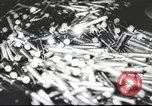 Image of German ammunition factory Germany, 1939, second 2 stock footage video 65675063181