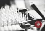 Image of German ammunition factory Germany, 1939, second 17 stock footage video 65675063181