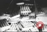 Image of German ammunition factory Germany, 1939, second 25 stock footage video 65675063181