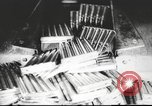 Image of German ammunition factory Germany, 1939, second 26 stock footage video 65675063181