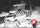 Image of German ammunition factory Germany, 1939, second 27 stock footage video 65675063181