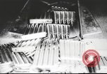 Image of German ammunition factory Germany, 1939, second 28 stock footage video 65675063181