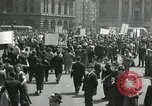 Image of May Day parade United States USA, 1935, second 2 stock footage video 65675063184