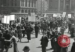 Image of May Day parade United States USA, 1935, second 4 stock footage video 65675063184